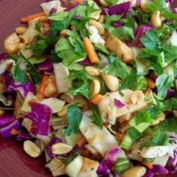 Vietnamese Cabbage and Chicken Salad recipe