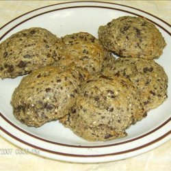 Low Fat Whole Wheat Banana Nut Chocolate Chip Cookies recipe