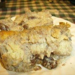 Perfect Bread Pudding recipe