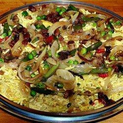 Sri Lankan Chicken Biriyani recipe