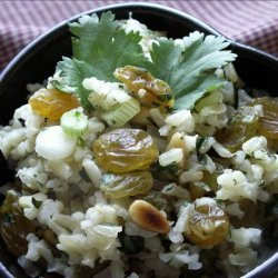 Fruit and Nut Rice Pilaf recipe