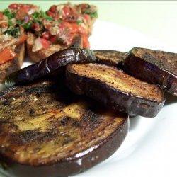 Eggplant (Aubergine) Croutons recipe