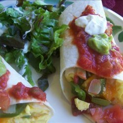 Burritos Panzon recipe