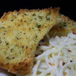 Buttery Garlic Bread recipe