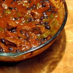 Black Bean Chili Con Carne recipe