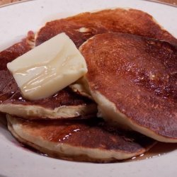 Jim's Buttermilk Pancakes recipe