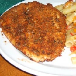 Oven Baked Chicken With Tasty Rub recipe