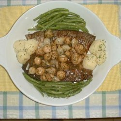 Trout Maconnaise recipe