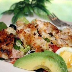 Coconut Chicken Salad recipe