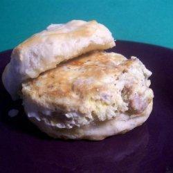 Big Breakfast Biscuit Sandwich recipe