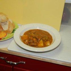 Lamb Stew (Navarin of Lamb) recipe