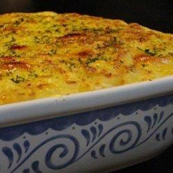 Lamb and Rosemary Potato Pie recipe