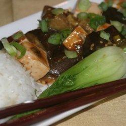 Yu Hsiang Eggplant (Aubergine) recipe