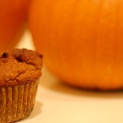 Gluten Free Pumpkin Pie Muffins recipe