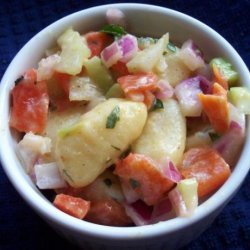 Rachael Ray's Not Potato Salad recipe