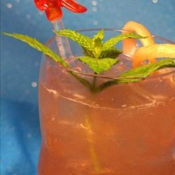 Bobby Flay's Rum Lemonade recipe