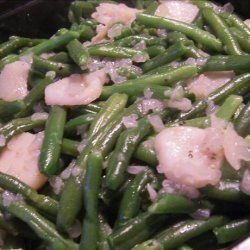 Green Beans With Water Chestnuts recipe
