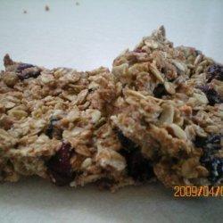 The Best Friends Granola Bars recipe