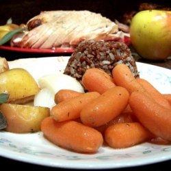 Apple Cider Glazed Carrots recipe