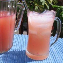 Pink Lemonade Spritzer recipe