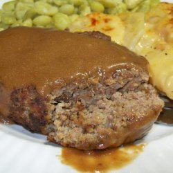 Salisbury Steak for 2 recipe