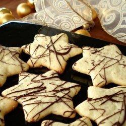 Almond Cutout Cookies Ww recipe