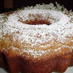Black Pepper Cake recipe