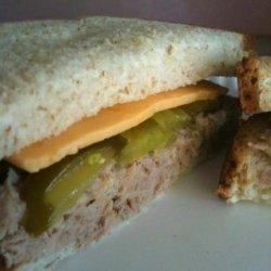 Rock Band Tuna Sandwich recipe