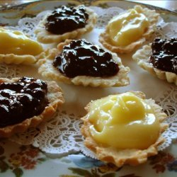 Fruit Tartlets With Lemon Curd recipe
