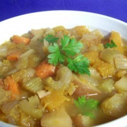 Vegetarian Stew recipe