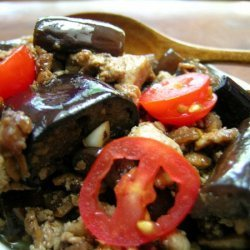 Spicy Thai Eggplant recipe