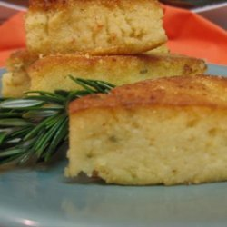Barefoot Contessa's Rosemary Polenta recipe