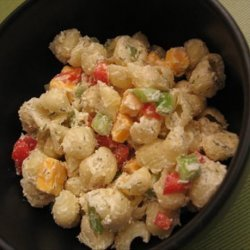 Dilled Pasta Salad recipe