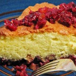Cranberry Pie-Cake recipe