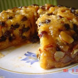 Orange Bread Pudding recipe
