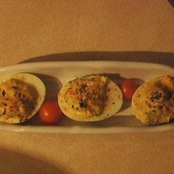 Deviled Eggs and the Kitchen Sink recipe