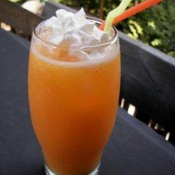 Shake Summer Heat With Cantaloupe Milkshake recipe