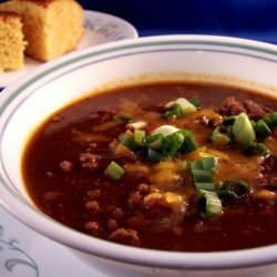 Kim's Oh-My Chili recipe