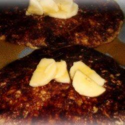 Healthy Whole Wheat Banana Yogurt Pancakes recipe