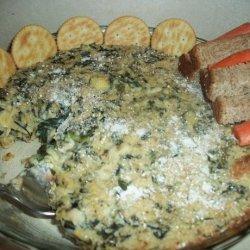 The Best Spinach & Artichoke Dip - Vegan recipe