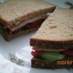 Lunch Meat Sandwich Menu (Lite-Bleu) recipe