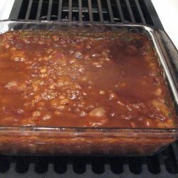 Baked Beans Deluxe recipe