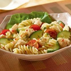 Cool Chicken 'n' Pasta Salad recipe