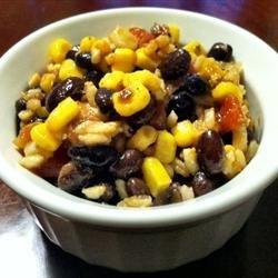 Kelly's Black Bean Salad recipe