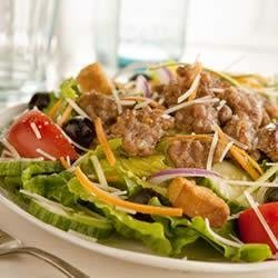 Summertime Sausage Salad recipe