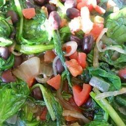 Boy, Oh Boy, Black Bean Salad recipe