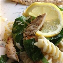 Lemon Basil Pasta Salad recipe