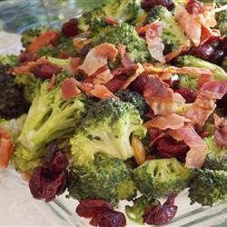 Deli-Style Fresh Broccoli Salad recipe