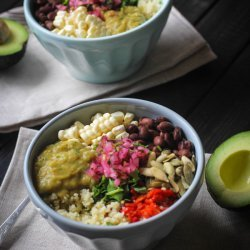 Mexican Rice Salad recipe