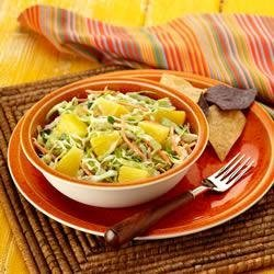 South of the Border Slaw from DOLE(R) recipe
